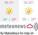 Wetter in Plan-les-Ouates