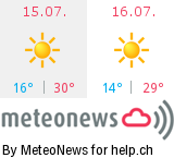 Wetter in Tafers