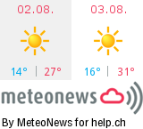 Wetter in Ernetschwil